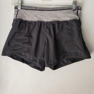 Lululemon run yoga athletic shorts